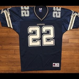 Dallas Cowboys Emmit Smith Jersey